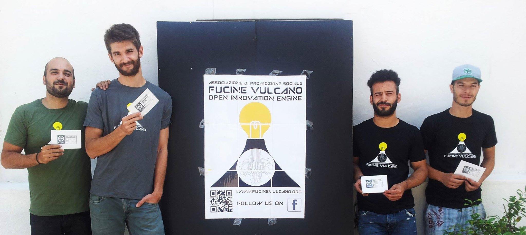 Fucine Vulcano Civic App