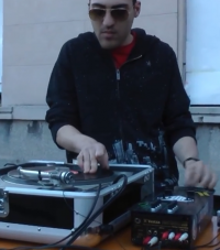 R.event Open Air 2014 – Dj Vinnyl Scratch Session