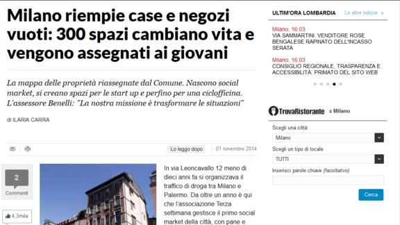 Milano Palazzina 7