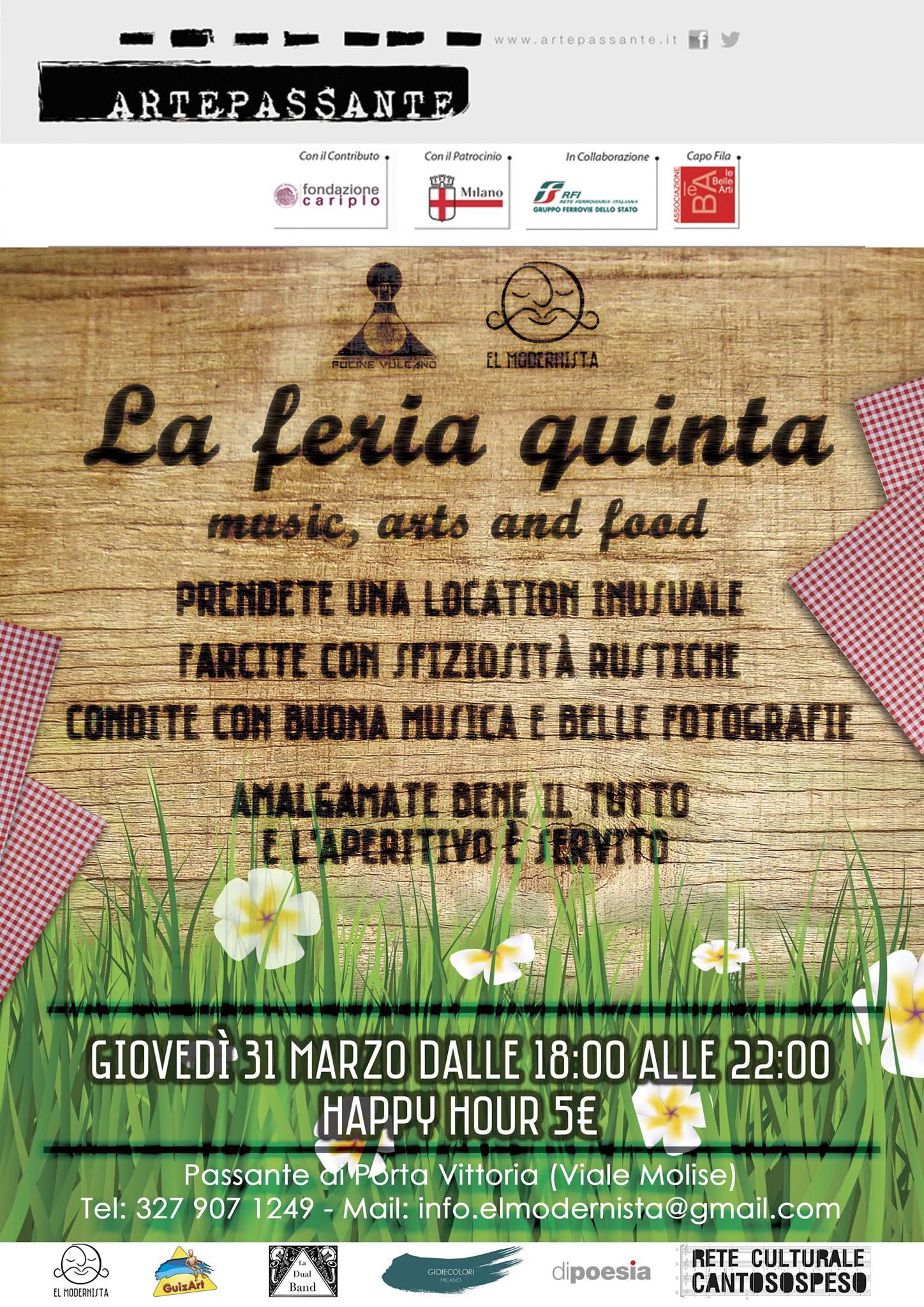 Feria Quinta #4 – Spring Edition