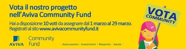 Aviva Community Fund fucine vulcano