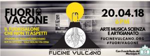 Fucine Vulcano FuoriVagone