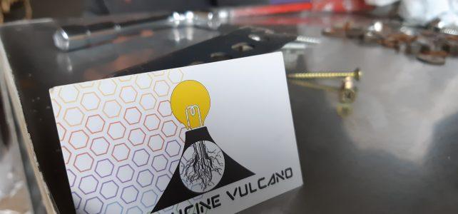 Il nuovo spazio di Fucine Vulcano in Via Fabio Massimo 15/12