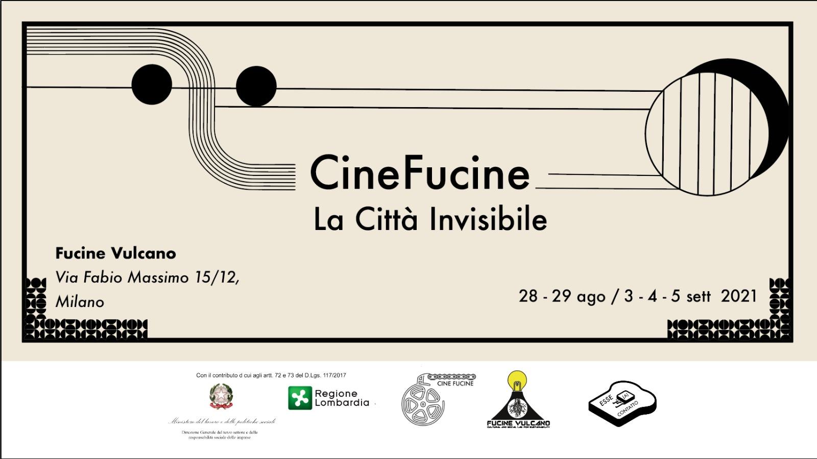 CineFucine: La Città Invisibile