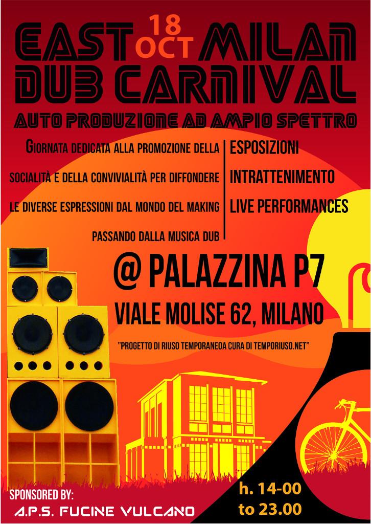 EMDC 2014 | East Milan Dub Carnival