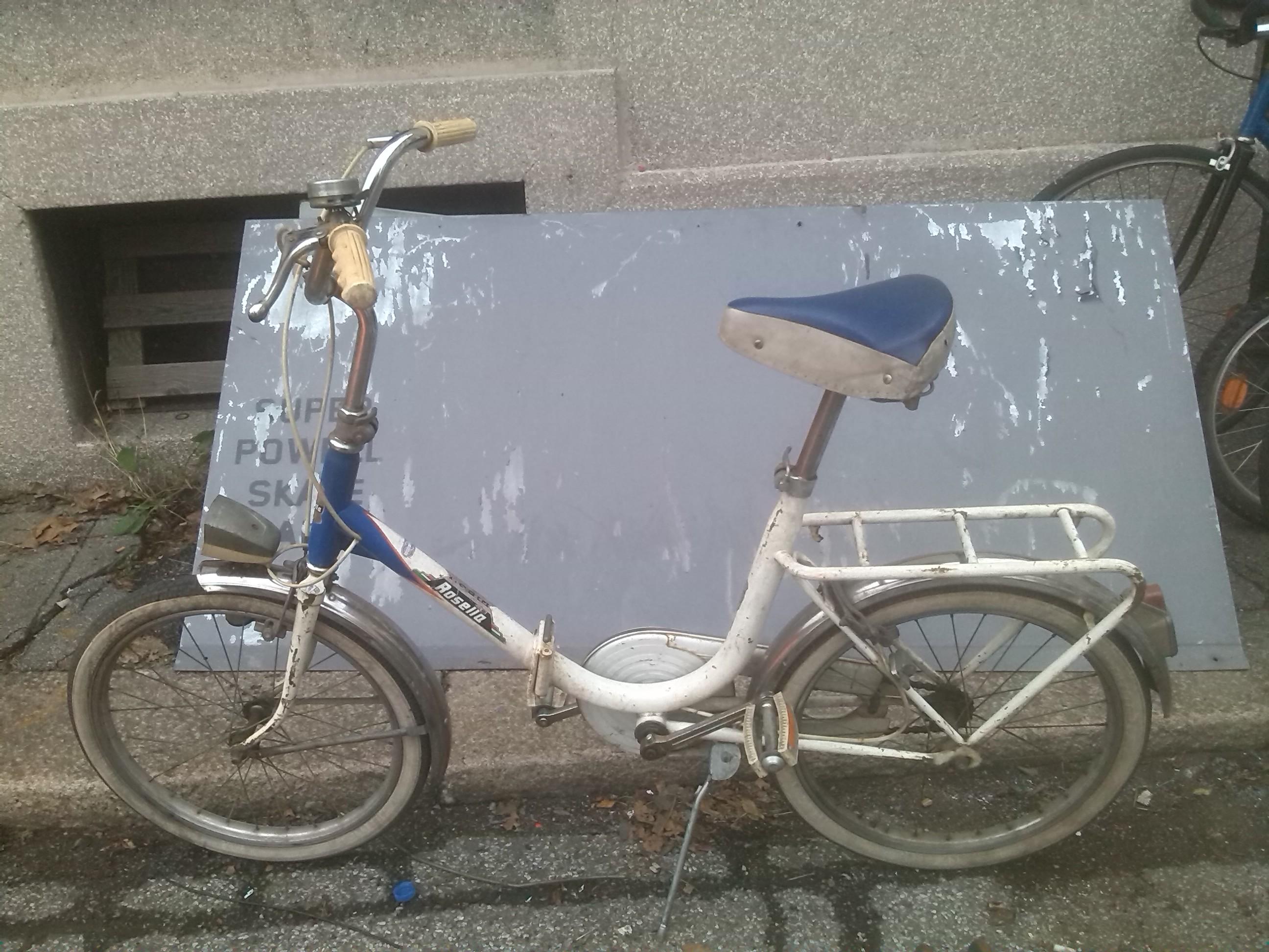 Bici Fucine Vulcano @ Garage Market # 3 by PopCorn Blogazine