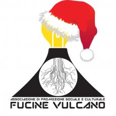 Buone Feste e Buon 2018 da Fucine Vulcano!