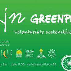 Joy'n Greenpeace: Fucine Vulcano vi aspetta!