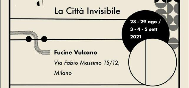 CineFucine: La Città Invisibile – 28-29 Agosto – 3-4-5 Settembre